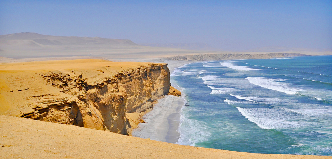 Paracas National Reserve tours